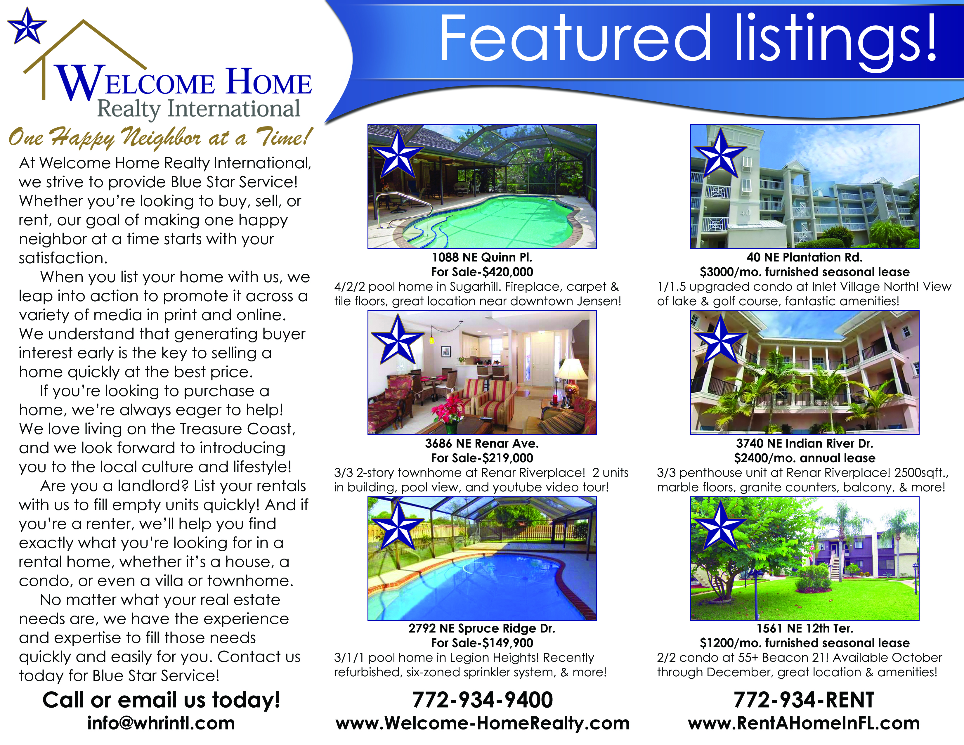 How well sell your home in Jensen Beach the Marketing Machine